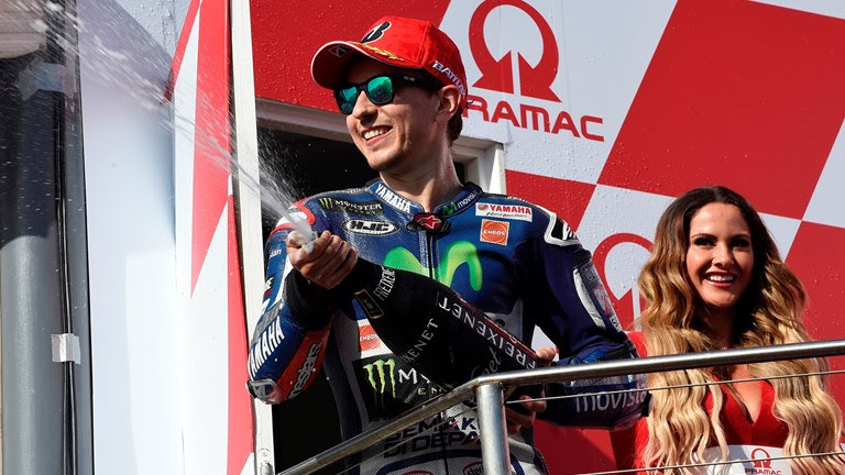 2015 MotoGP Australia – Race